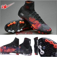 beauty drops snow boot - Drop Shipping Cheap Mercurial Superfly CR7 Savage Beauty Soccer Shoes Soccer Boots Mens Football Shoes trainer Sze