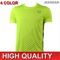 world cup soccer t-shirts - 2014 Brand Mens Designer CoolDry Quick Drying Casual T Shirts Soccer Jerseys World Cup Mens Active Running Slim Fit Tops T Shirt