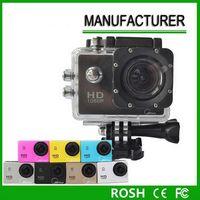 Wholesale SJ4000 Waterproof Sport DV HD Camera DVR Camcorder Gopro Style P FPS MP H Inch LCD Wifi JBD SW
