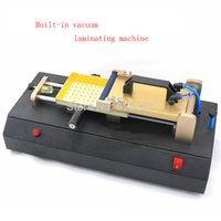 Wholesale New Listing Built in Vacuum Pump LCD OCA Laminating Machine Universal OCA Laminator For iPhone Samsung LCD Touch Screen Repair