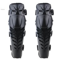 Wholesale New Motorcycle Motorbike Racing Motocross Knee Pads Protector Guards Protective Gear Black