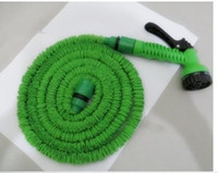 Cheap new 30sets lots 75FT Expandable Water Hose Garden Water Hose 75FT with Spray Gun Garden Hose Fast Connector 1113#13