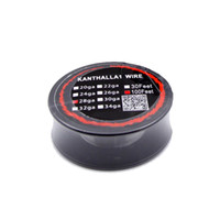 Wholesale Newest Kanthal A1 Wire Resistance Wire Feet G G G G G G G Heating Wire for DIY RDA RBA Atomizer Coils