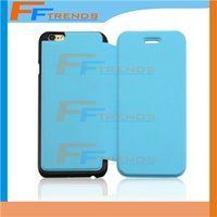 Cheap Free shipping hot new high-end mobile phone case for iphone 6 plus PU manufacturing cheap wholesale