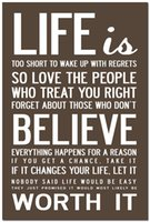 change your life motivational quotes art silk poster 24x36 office room decor best office posters
