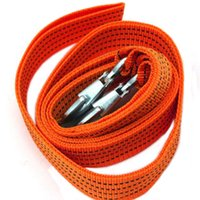 Wholesale Car trailer rope emergency rope towing rope vehicles must have meters weight bearing tons
