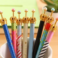 Wholesale Multiple Color Unique Gel Pens Retractable Design Best Test Pens Metal Material Discount Drawing Pens for Sale ZXB004