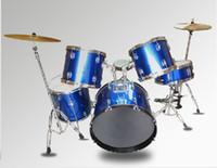 Wholesale High Quality Drum Set Paint PVC Jazz Drum Set