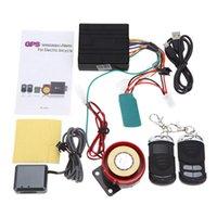 En tiempo real del sistema de seguridad eléctrica de la bicicleta vieja del coche de los niños del perseguidor del GPS Alarma Localizador GPS del vehículo Motocicleta Mini Anti-Perdida K2333 remoto