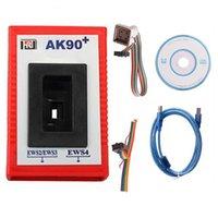 Wholesale Newest Plus AK90 Key Programmer AK90 Pro Key Maker for B M W all EWS Version V3 obd scanner tool tools