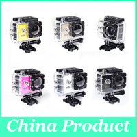 Precio de Camera underwater-SJ4000 impermeable A8 Full HD 720P 1.5 pulgadas coche DVR HD 5MP Submarino 30M cámara de vídeo de la cámara digital DV Profesional Amateur deportes 111127