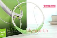 Cheap LG HBS-740 Wireless Bluetooth Stereo Music Headset HBS 740 Universal Neckband Bluetooth Headset Headphone For iphone Samsung mp3 mp4