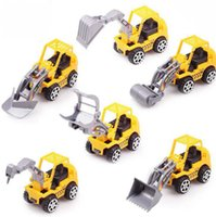 Wholesale Engineering Vehicle Model Toy Car Truck Cheap Gifts Stall Selling