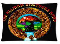 allman brothers - New Design Elegant One Printed The Allman Brothers Band Pillowcase x30 inch Decorative pillowcase