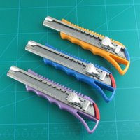 Wholesale leather tools Theutilityknife handmade diy tools color blade
