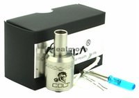 Cheap Original Tesla COLT RDA E Cigarettes Rebuildable Dripping Atomizers Stainless Steel Copper Vaporizer Vs Taifun Kayfun Fogger V4.1 Vulcan