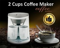 keurig - 2 Cups L Best Coffee Machine Automatic Pump Pressure American Keurig Nespresso Coffee Maker Machine Good Gift