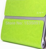 Wholesale 2016 quot inches inch Luxury leather case tablet holster cover foldable stand tablet case for Lenovo ThinkPad