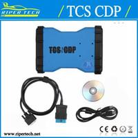 Cheap TCS CDP PRO CDP+ 2014.02 Versipn Auto CDP Pro with bluetooth TCS CDP+ TCS CDP PRO Diagnostic Tool