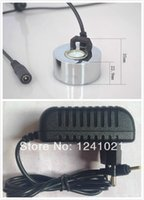 Wholesale Ultrasonic mm Mist Maker Fogger Water Fountain Pond Atomizer Air Humidifier V Europe Power adapter For V V A3