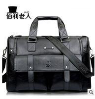 Wholesale Single shoulder bag handbag business bag man travelling bag