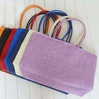 bg travel - 2015 Summer Newly Arrival Colorful Ladies Straw Bags Woven Shoulder Bag Travel Vacation Package Handbag BG