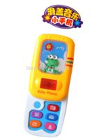 Wholesale 2014 Time limited Keyboard Electronic Toys Early Education Leaning Baby Toy Mobile Phone Child Multifunctional
