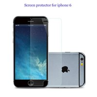 Wholesale For iPhone Screen Protector Front Tempered Glass Screen Protector inch mm H D
