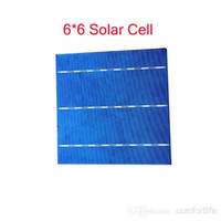 Wholesale 10pcs Solar Panels inch mm efficiency DIY Solar Cells w