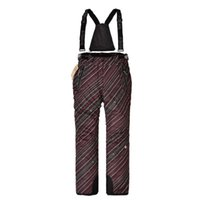 Wholesale rossignol brand protective ski pants women esqui cheap snow pantalones thinsulate snowboard skiing women s suspenders trousers