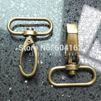 Wholesale Hardware Hooks SWIVEL CLIP SNAP Hook METAL TRIGGER bag quot mm SCvv Bronze hook bag