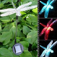 Wholesale Landscape Lighting Solar LED Path Light Outdoor Garden Lawn Landscape Stainless Steel Spot Lamp