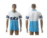 2015-16 tailandés Calidad Lazio en casa camisetas de fútbol de Tailandia Jerseys a la venta para el envío barato Soccer Jerseys Camisetas de Fútbol Gratis