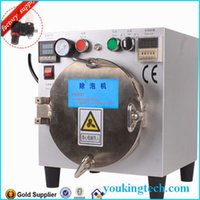 Cheap New Autoclave LCD OCA Bubble Remove Removing Machine Remover Equipment for Iphone & Sumsung & HTC LCD Screen Repair
