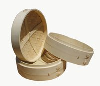 bamboo steamer - cm Steamer bamboo handmade bamboo steamer ti cage pad exquisite size cage bag steamer household steamer sets ES060