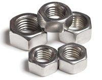 Wholesale Series stainless steel stainless steel nuts screw nut M1 M10 Ballroom nut Dozen