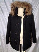 Cheap 2014 Big Fur Brand New Mens Woolrich Goose Down Parka Winter Warm Jacket -40 degree
