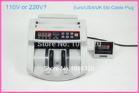 Wholesale Bill money cash counter detector counting machine USD EUR GBP JPY AUD worldwide currency counter off