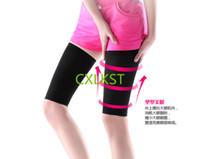 Wholesale Fat Buster Elastic Slimming Massager Thigh Leg Shaper Wrap Slimming Thighs Shaper Elastic Stretch Shaper