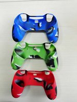 Cheap Sprotected camo Silicone Skin Cover Best for ps4 Sprotected Silicone case