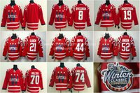 backstrom jersey - Cheap Washington Blank Alex Ovechkin John Carlson Brooks Laich Backstrom etc Winter Classic Capitals Nhl Ice Hockey Jerseys