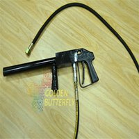 big gun pipes - Popular CO2 Spray Pistols Customized Spray Guns for Men and Women Metal and Aluminum Alloy Material High Pressure Pipes Design