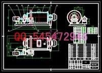 Wholesale Drawing coal mill diameter X1800 Full Machining drawings