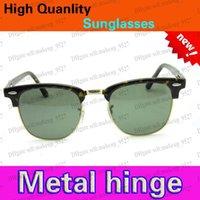 hinges - Beautiful Metal hinge Plank Tortoise Frame Green Lens Sunglasses black sun glasses men s Sunglasses women s sunglasses