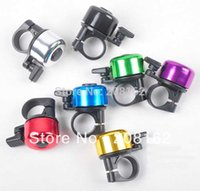 Cheap Fashion Bicycle Ring Bell Aluminum Bell Sounds Cycling Sport Bike Rings Bells Alarm Horns Metal Ring Handlebar Bell