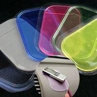 Wholesale 10Pcs Hot Selling Anti Slip Mat Non Slip Car Dashboard Sticky Pad Mat Powerful Silica Gel Sticky Pad FG15015