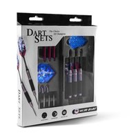 Wholesale Champion Darts Sets Rodeo Dart Throw Needles Copper Head Nylon Dart Shafts Exquisite Gift Box