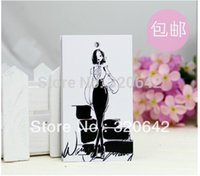 apparel labels - new design Fashion new korean tide apparel tag labels stock clothings paper hang tags
