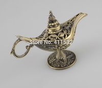 arabian wedding decorations - Antique Arts Craft Carved Lamp Home Decoration SMALL Size Arabian Story AL14657