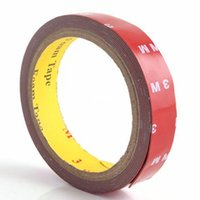 acrylic foam tapes - 3M Auto Acrylic Foam Double Sided Attachment Tape mm